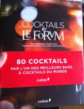 Cocktails by Le Forvm..