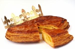 Hum... la bonne galette des Rois :)