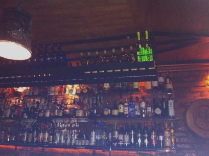 wow... le back bar :)