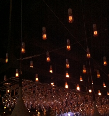 Wow, ça en fait des ampoules !!!