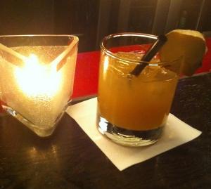 Hum...Mon cocktail le Samouraï :)