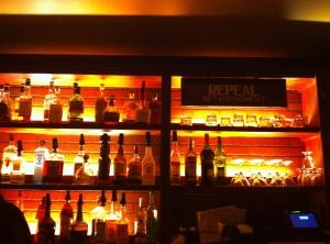Le back bar