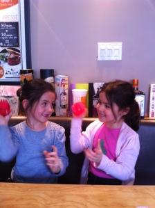 Shake, Shake, Shake les filles  !!!!