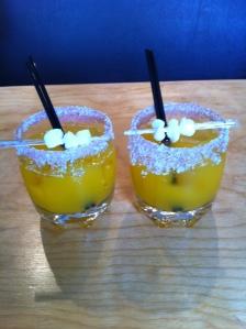 Les cocktails de ces 2 demoiselles...