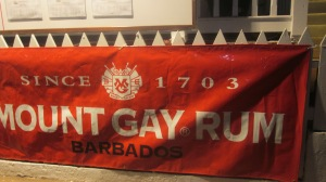 Mount Gay Rum !