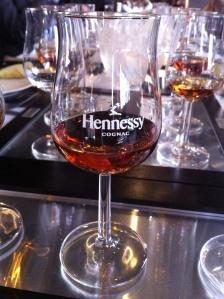 Pairing et Cognac Hennessy...