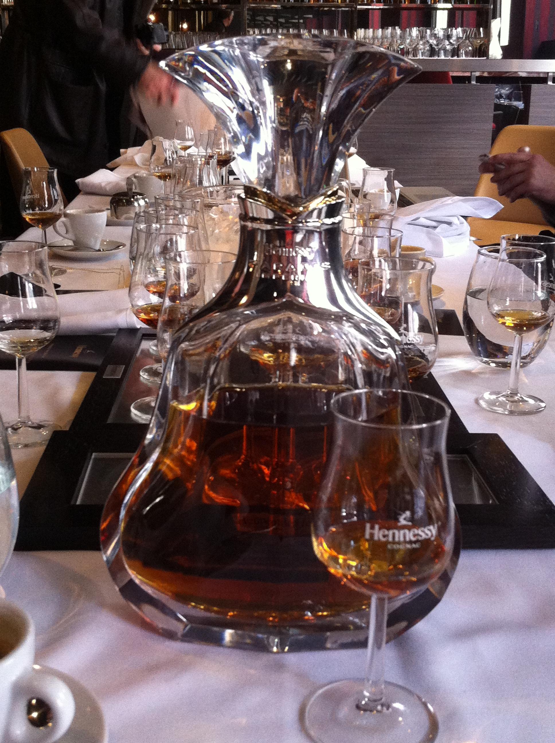 Quoi manger avec cognac