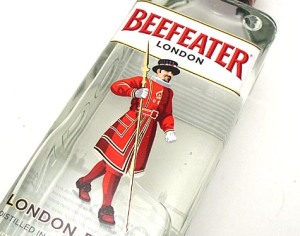 Gin Beefeater ....