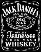 Ah.... ce tte bouteille de Jack Daniel's !!!
