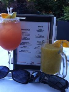 Nos cocktails...