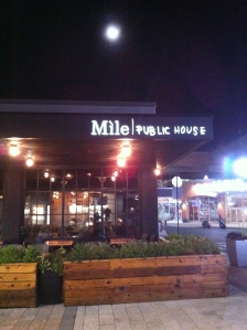 Mile Public  House au dix30