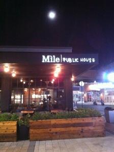 Mile Public  House au dix30