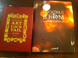 ART COKTAIL ET COCKTAILS BY LE FORVM...