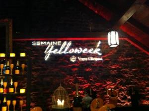 Yelloweek....