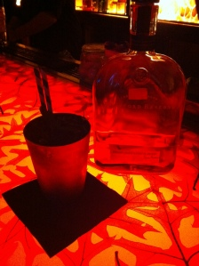 Le cocktail Mad Max du Plateau lounge .... un Julep revisité avec une pointe de Chartreuse.... délicieux!