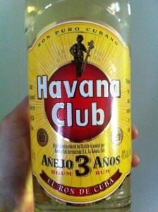 Rhum Havana Club Añejo 3 Años ...