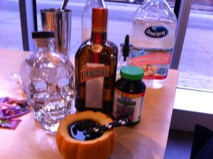 Tout est prêt pour votre party d'Halloween....