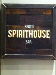 Spirit House...