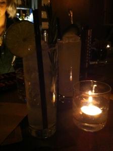 Nos cocktails....
