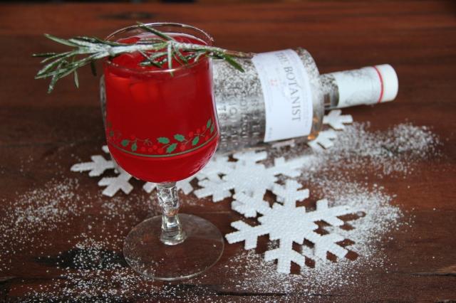 Mon cocktail Xmas Eve .....